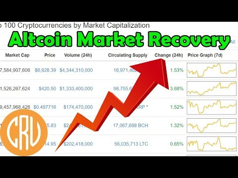 Will the cryptocurrency market recover
