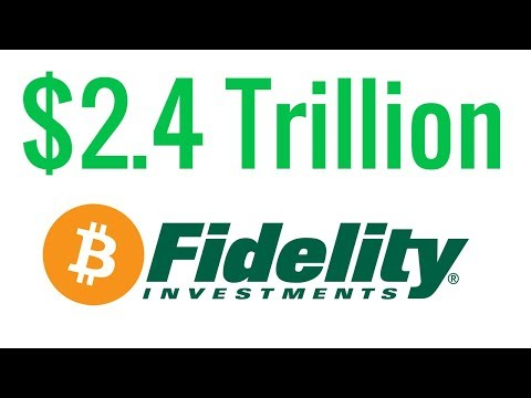 Bitcoin and fidelity investment