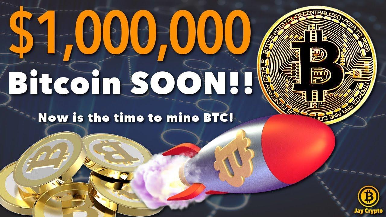 start bitcoin mining now